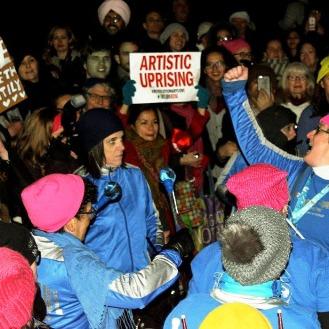 Artistic Uprising!