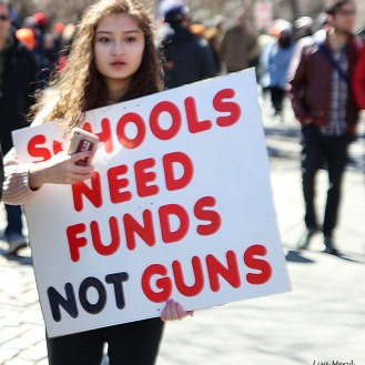 March For Our Lives, NYC