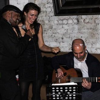 Cleve Douglass, Kat Gang, Tony Romano